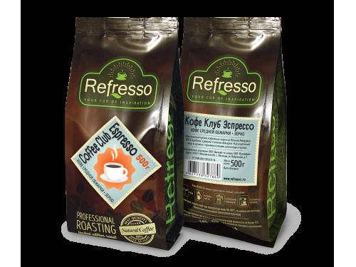 Кофе Refresso кофе клуб