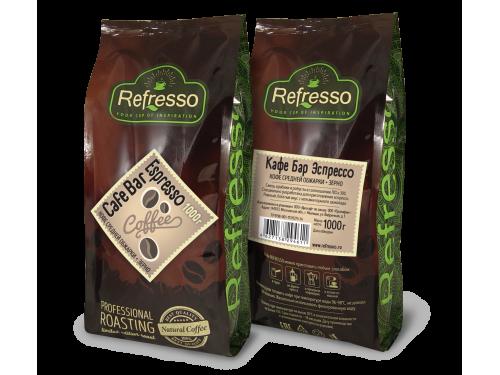 Кофе Refresso Кафе Бар