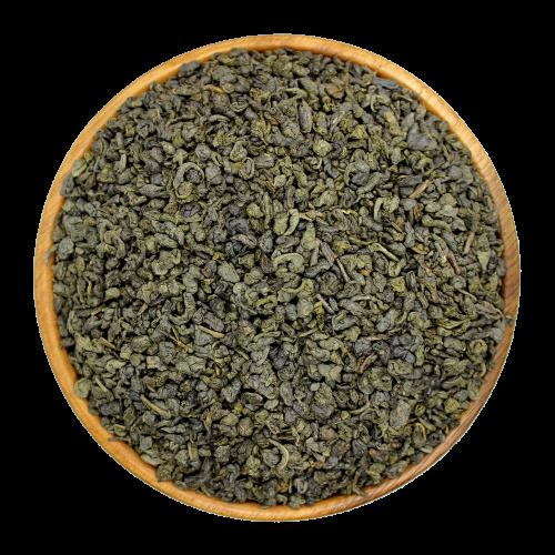Зеленый чай ганпаудер порох