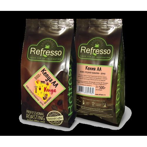 Кофе Refresso Кения АА