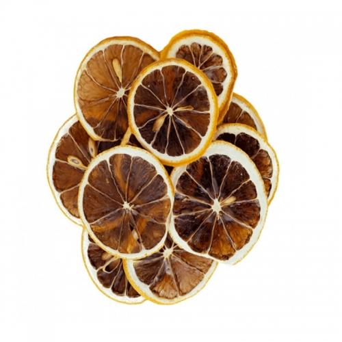 Сушеный лимон кольца