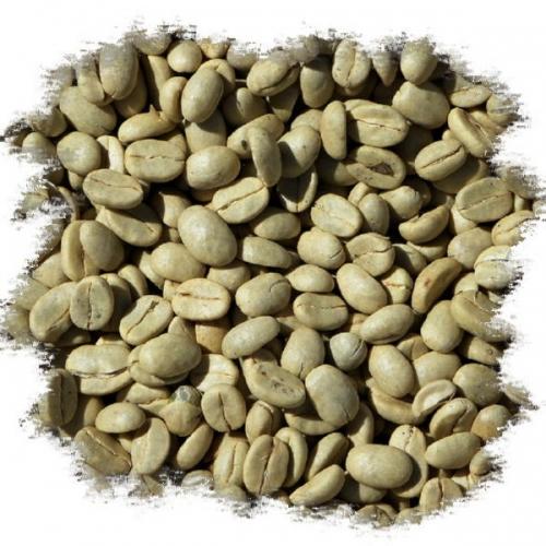 Кофе зеленый нежареный в зернах Арабика